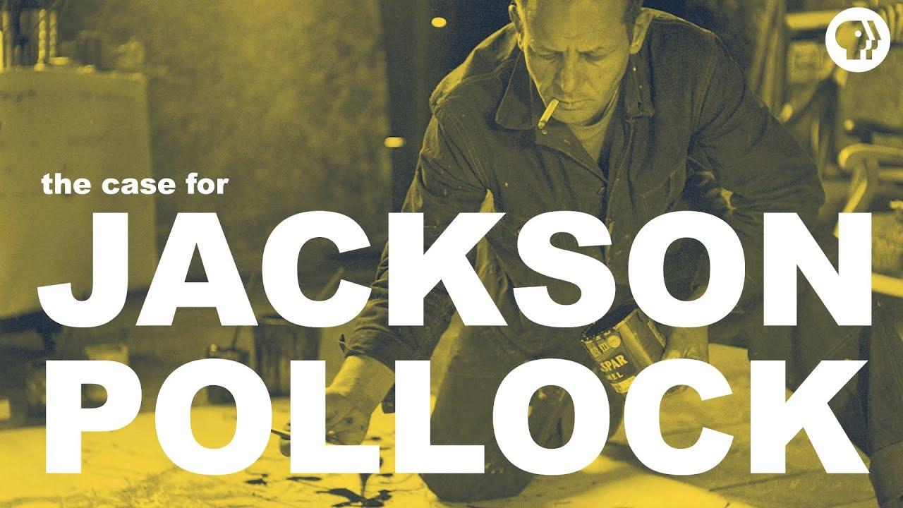Über das künstlerische Schaffen von Jackson Pollock