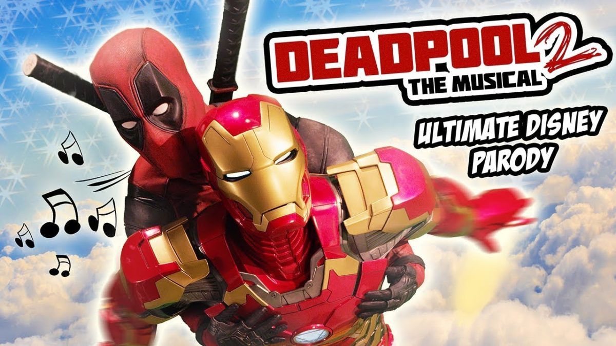 Deadpool The Musical 2 – Ultimate Disney Parody! (NSFW)