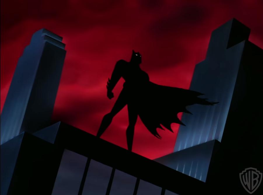 """Das Intro von """"Batman – The Animated Series"""" in HD, weil bald auf Blu-Ray"""