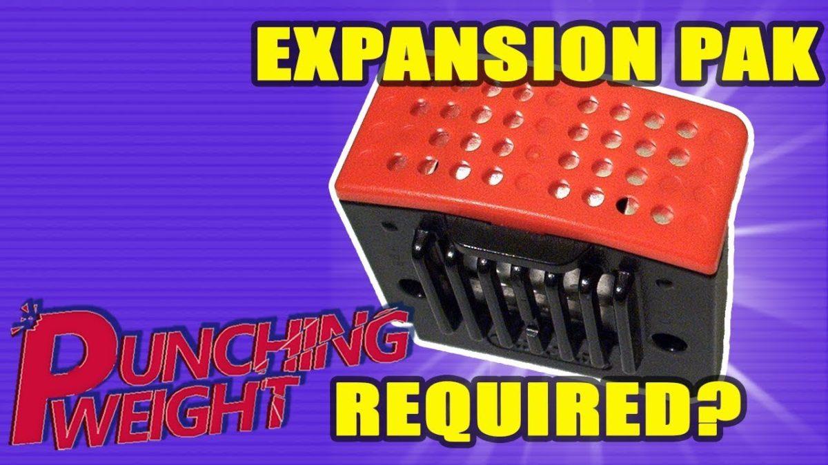 Aber wozu war das N64 Expansion Pack denn eigentlich gut?