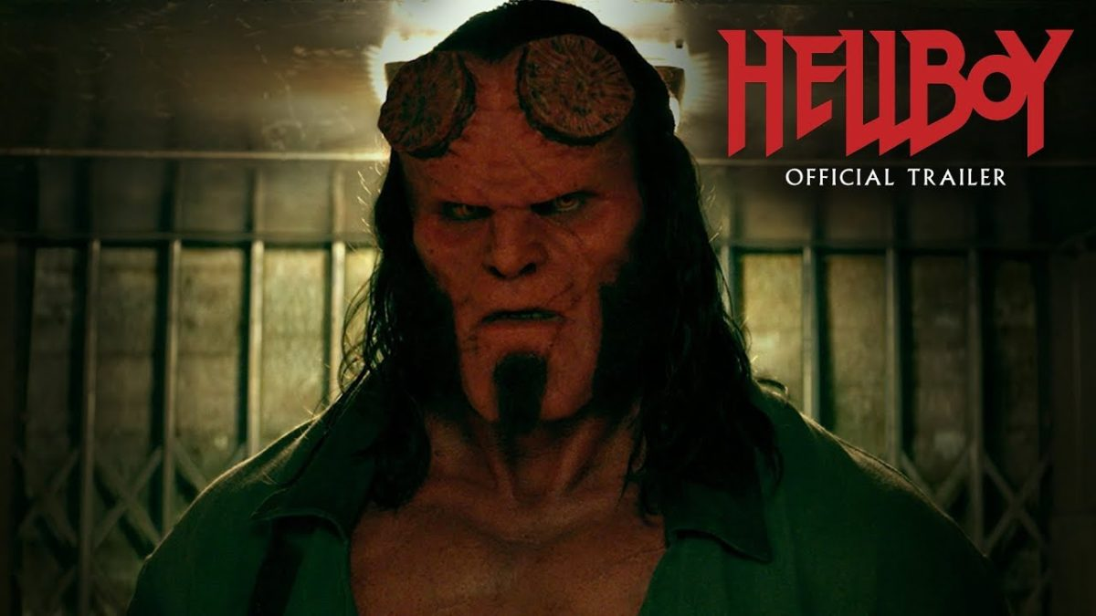 """Der erste Trailer zum """"Hellboy""""-Reboot ist zwar ohne Ron Perlman, aber trotzdem cool"""