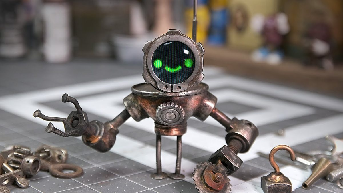 TheCrafsMan ist der Bob Ross des Figurenbastelns