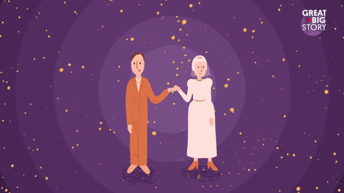 Carolyn Shoemaker erzählt uns, wie es die Asche ihres Mannes Joel auf den Mond schaffte