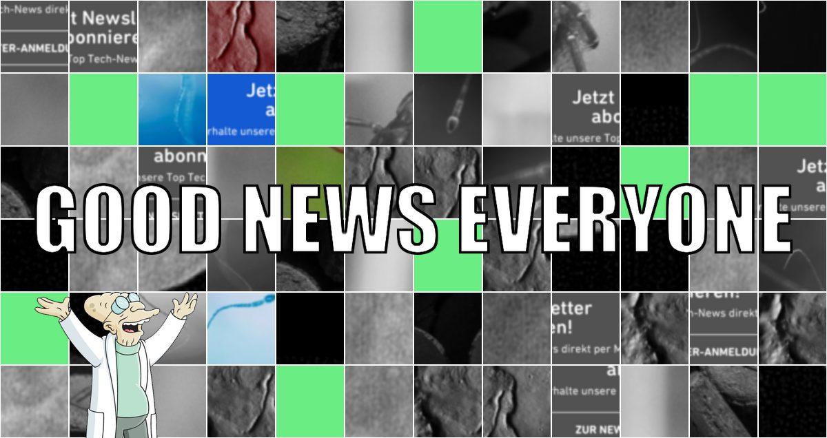 Good News Everyone V