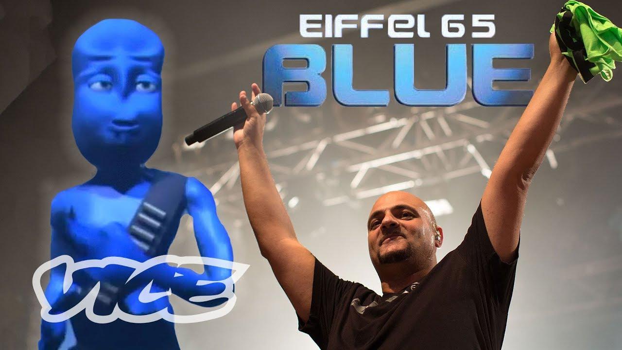"Yo listen up here's the story about Eiffel 65s ""Blue (Da Ba Dee)"""