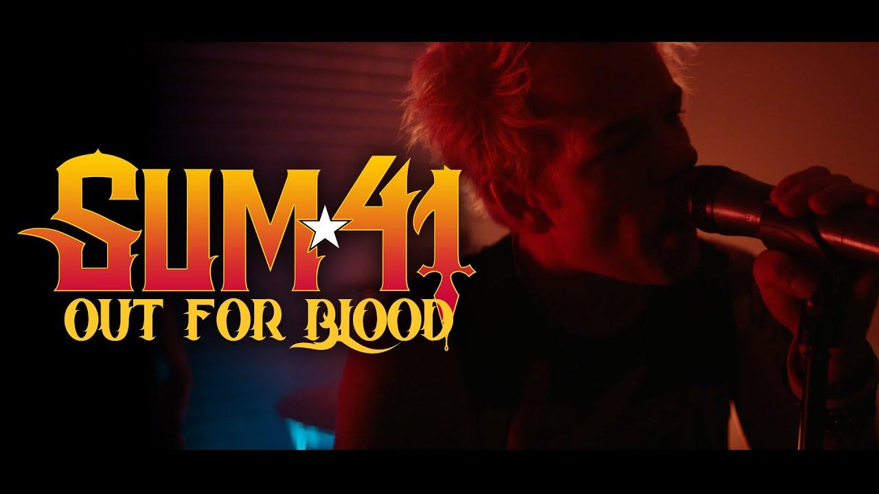 """Sum 41 sind mit """"Out For Blood"""" zurück!"""