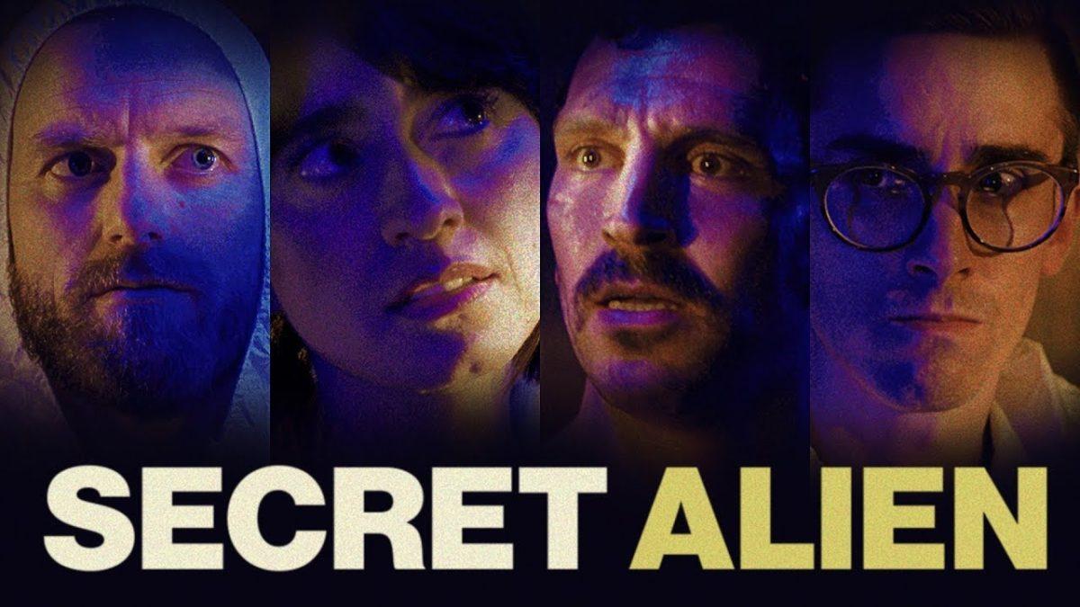 """""""Secret Alien"""""""