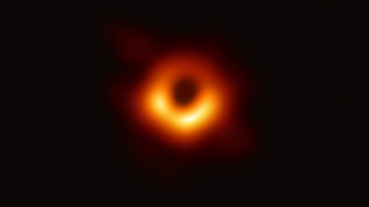 Das erste echte Bild eines schwarzen Lochs und warum es eigentlich so schnödelig aussieht