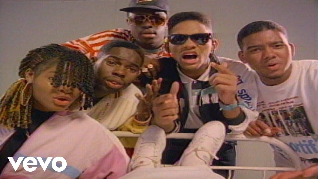 """DJ Jazzy Jeff und The Fresh Prince rappen über """"A Nightmare on Elmstreet"""""""