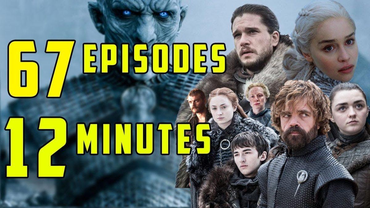 Game of Thrones: Nun aber nochmal ein kompletter Recap aller Staffeln!