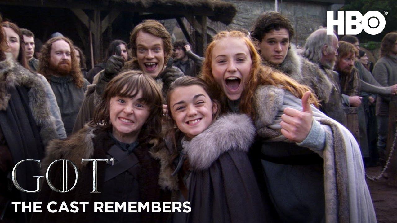 Game of Thrones: Das Cast erinnert sich an seine schönsten Momente