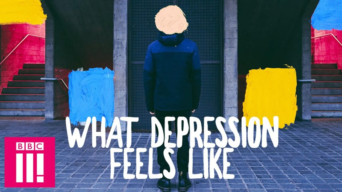"""What it feels like to have depression"""