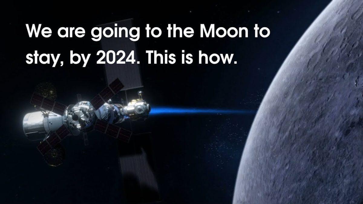William Shatner und die NASA kündigen die Rückkehr zum Mond an
