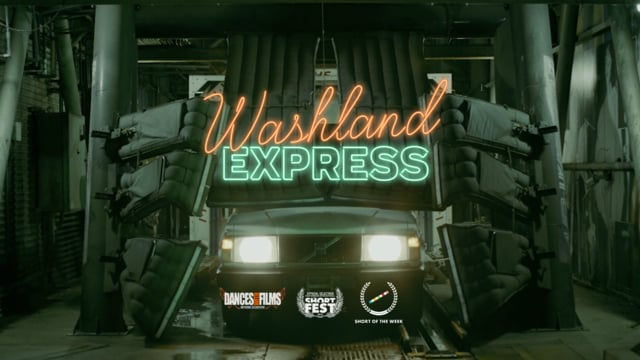 """Kurzfilm: """"Washland Express"""""""