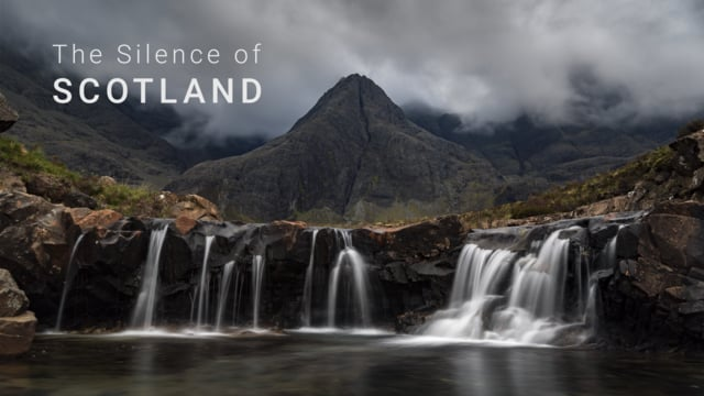 """Casper Rolsted zeigt uns mit seinem """"Silence Project"""" die Geräusche Schottlands, Norwegens und der Dolomiten"""