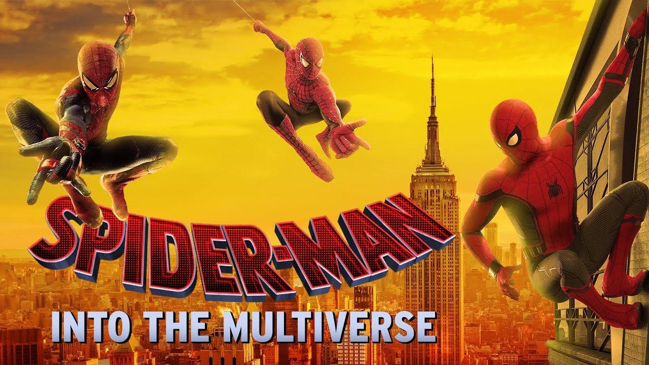 """In """"Spider-Man: Into the Multiverse"""" finden die Spider-Men Maguire, Garfield und Holland zueinander"""