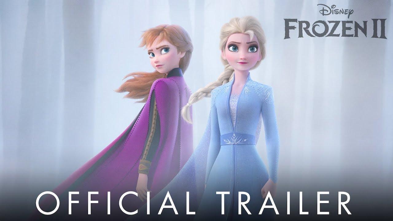 """Elsa didn't let go: """"Frozen 2"""" hat einen ersten richtigen Trailer"""