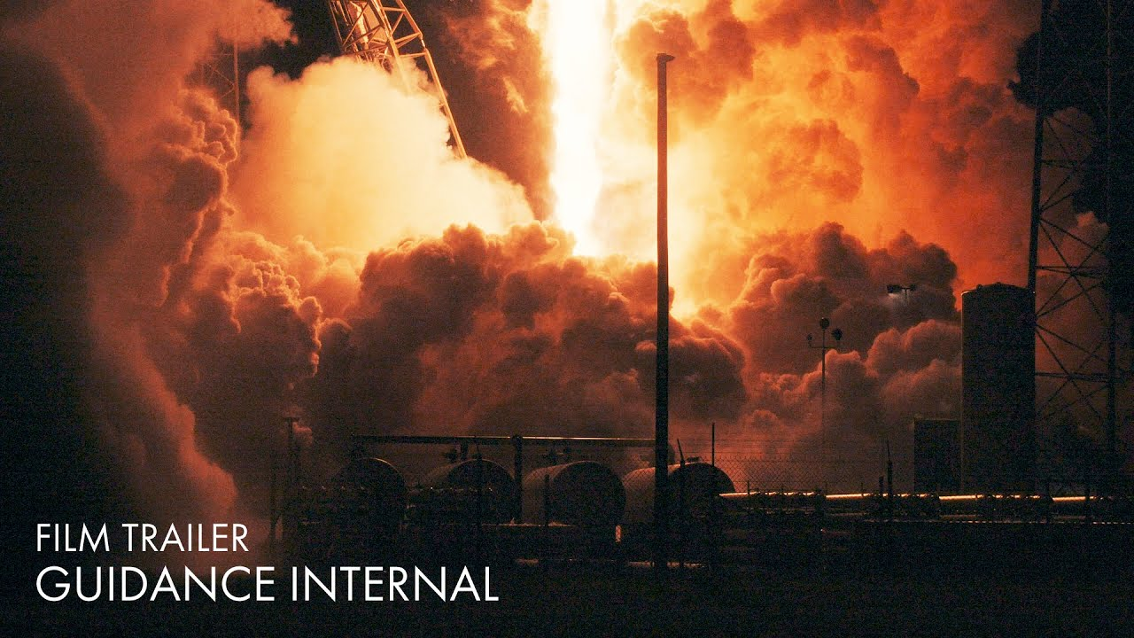 """""""Night into Day: The Beauty of SpaceX Rockets in Ultra Slow Motion"""""""