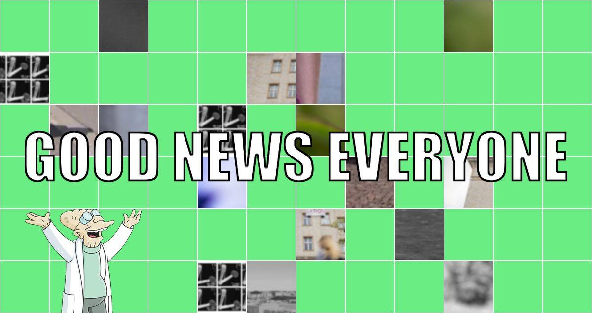 Good News Everyone XXIV