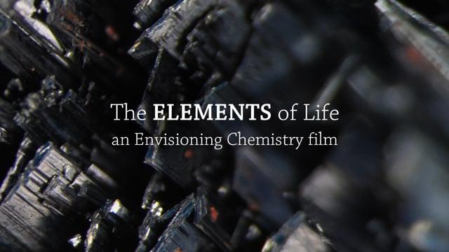 """""""The Elements of Life"""" zeigt uns die 11 Elemente, aus denen 99,9% unseres Köpers bestehen"""