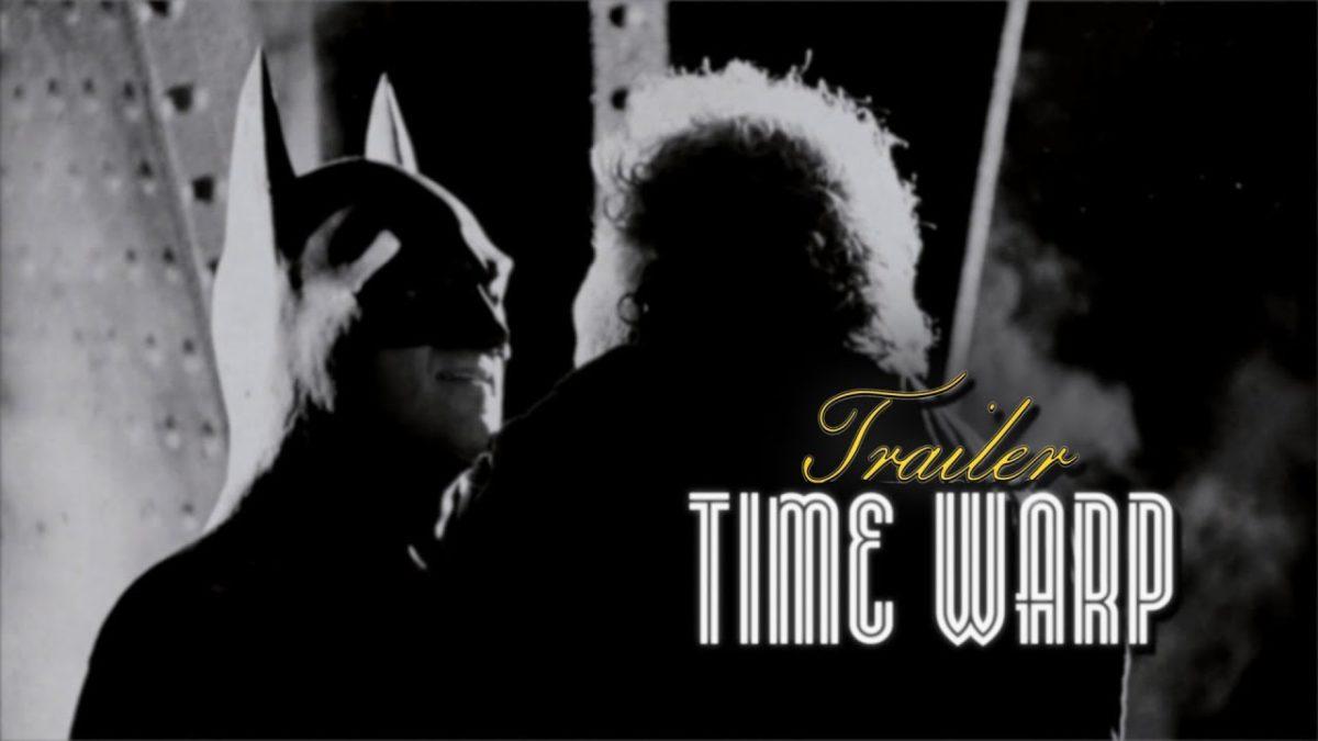 """Zum 30. Jubiläum von Tim Burtons """"Batman"""", hier der Retro-Trailer zu """"The Bat-Man"""""""