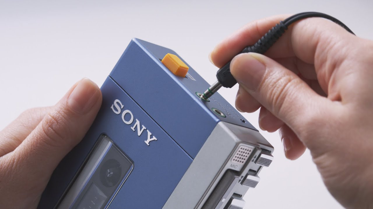 Der Walkman wird 40 und Sony hat ein sehr schönes Tribute-Video gemacht