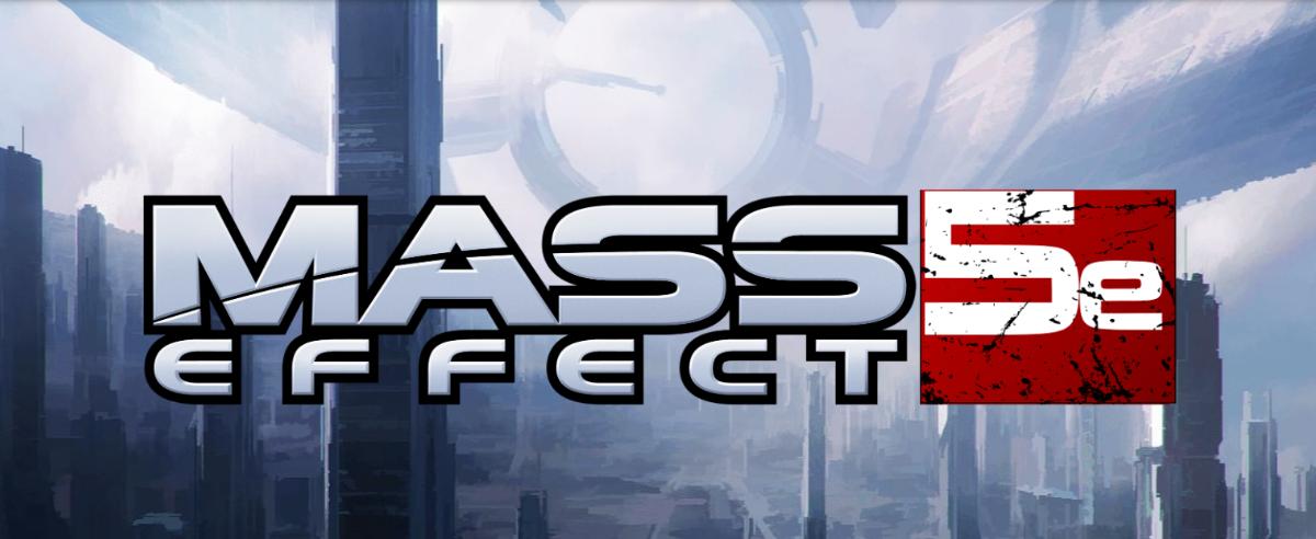 """""""Mass Effect 5e"""" – das inoffizielle Pen & Paper nach D&D-Vorbild"""