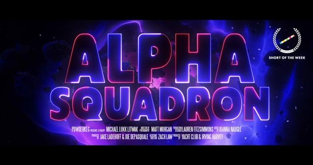 """Der Kurzfilm """"ALPHA SQUADRON"""" besteht fast nur aus praktischen Effekten!"""