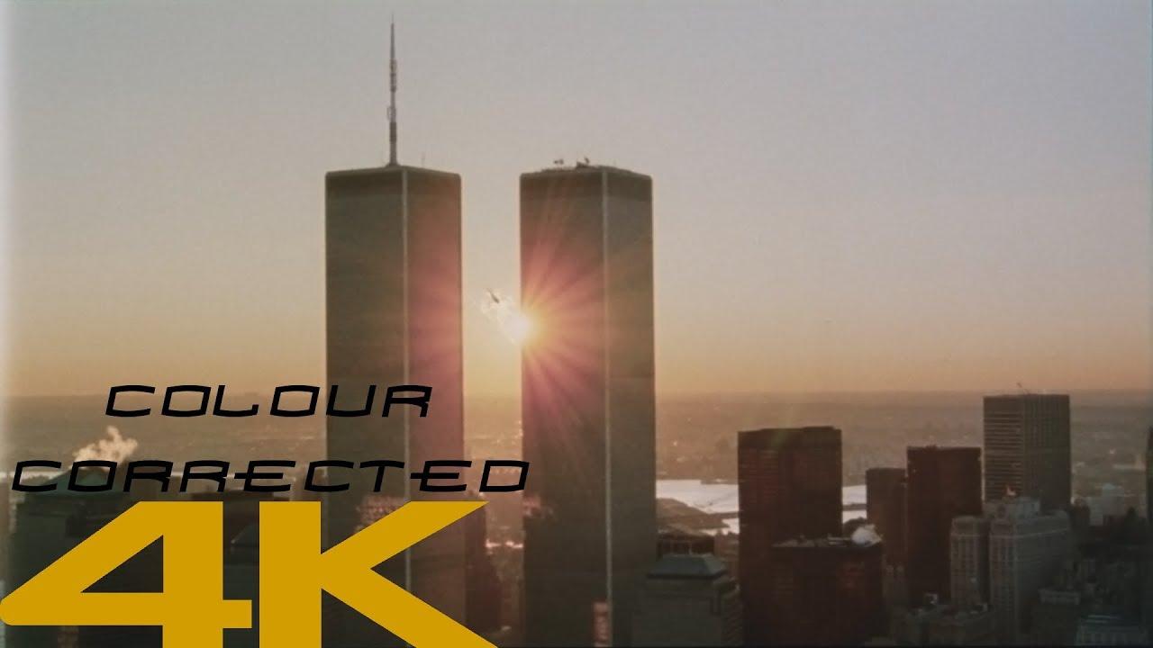 """Der Teaser von """"Spider-Man"""" von 2002, aber mit den Twin Towers"""