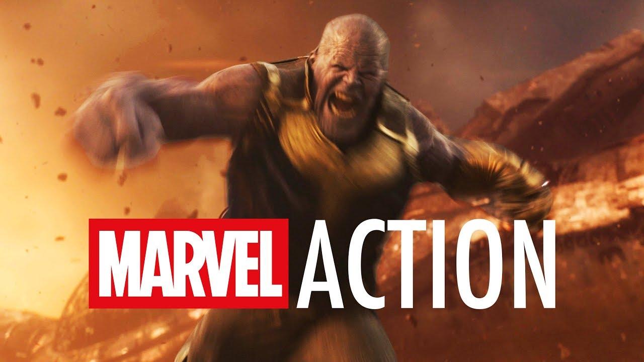 Ein wilder Ritt durch die Action-Szenen des Marvel Cinematic Universe in 3 Teilen