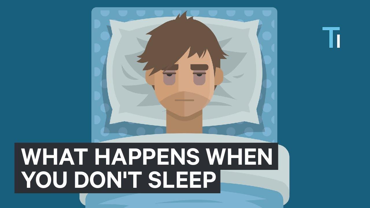 Was passiert eigentlich mit dem Körper, wenn wir nicht schlafen?