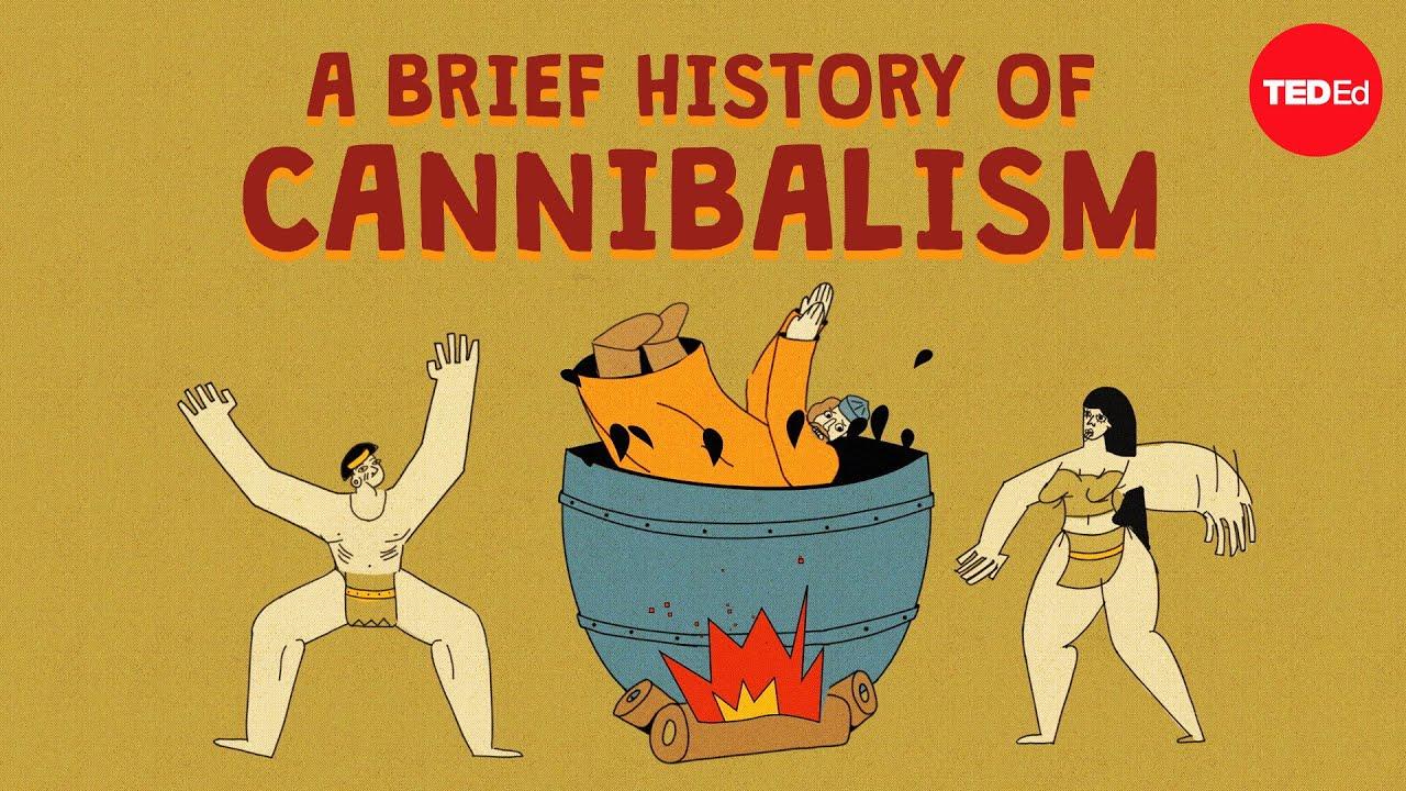 Die erstaunliche Geschichte des menschlichen Kannibalismus