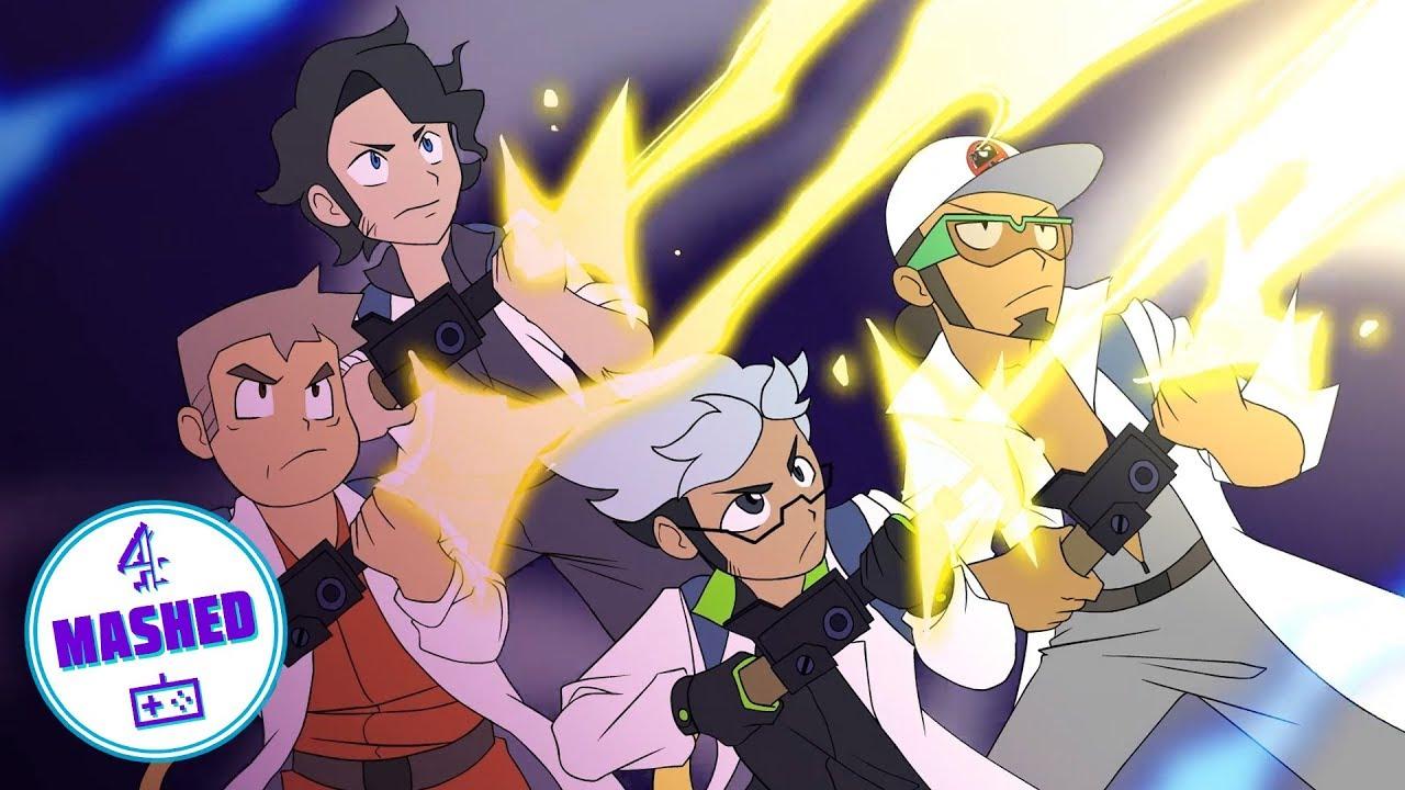 """""""The Real Pokebusters"""" ist, wenn die Ghostbusters und Pokémon ihre Strahlen kreuzen"""