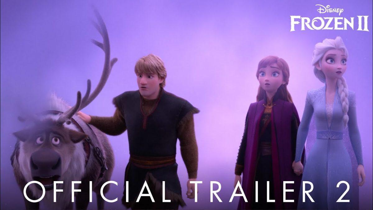 """Noch ein neuer Trailer zu """"Frozen 2"""""""