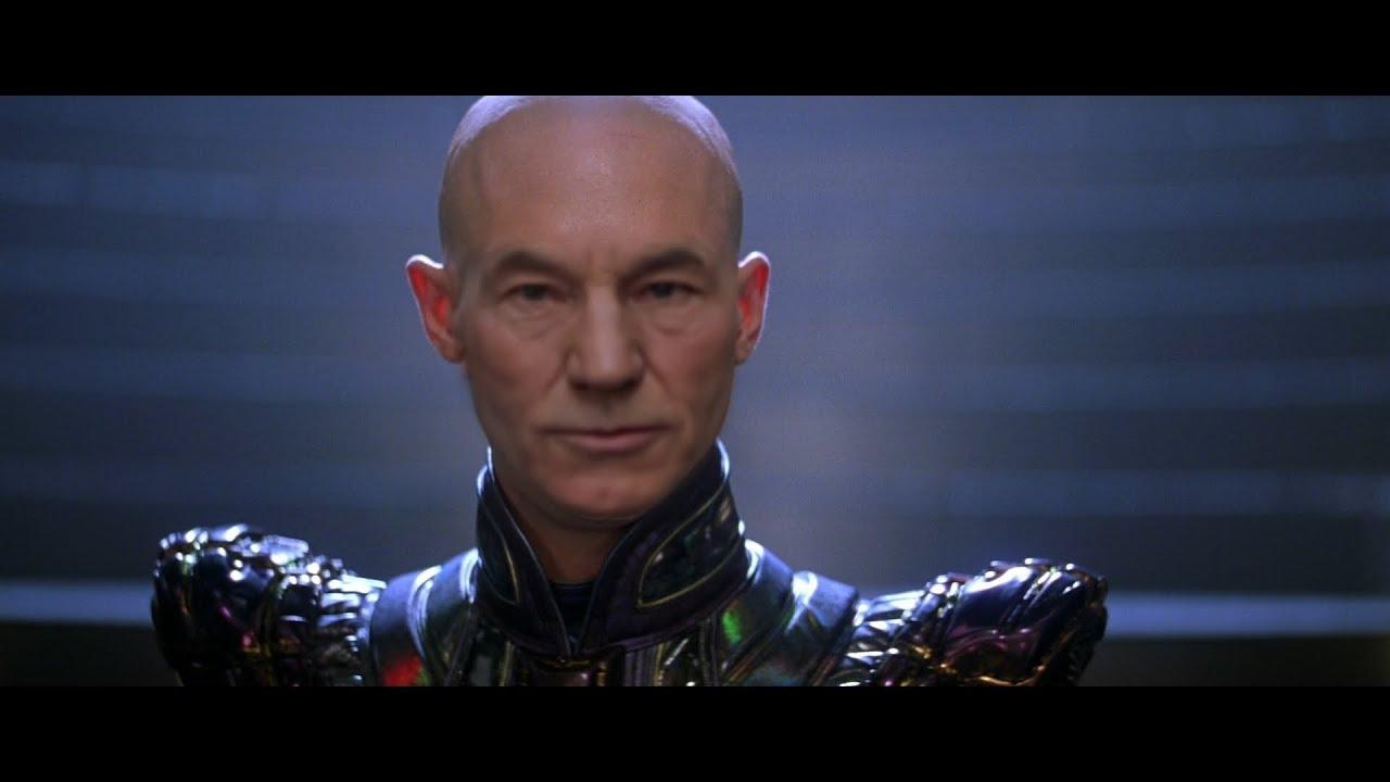 """Als Jean-Luc Picard nach dem Tod des Senats in """"Star Trek: Nemesis"""" Shinzon vom Remus traf – aber als Deepfake"""