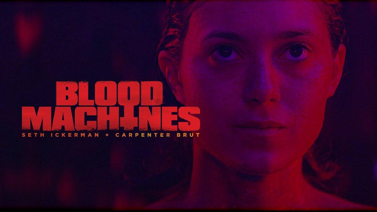 """Der Trailer zum Kurzfilm """"BLOOD MACHINES"""" sieht so super cool aus, ey!"""