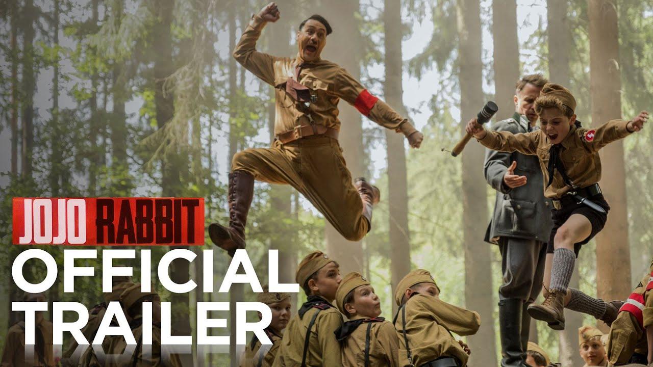 """Taika Waititi hat mit """"JOJO RABBIT"""" eine WWII-Satire gedreht und tritt darin selbst als Hitler auf"""