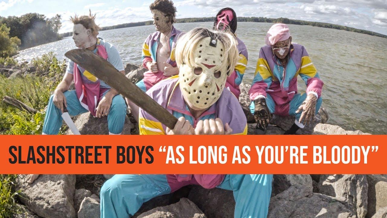 """Slashtreet Boys – """"As long as you're bloody"""""""