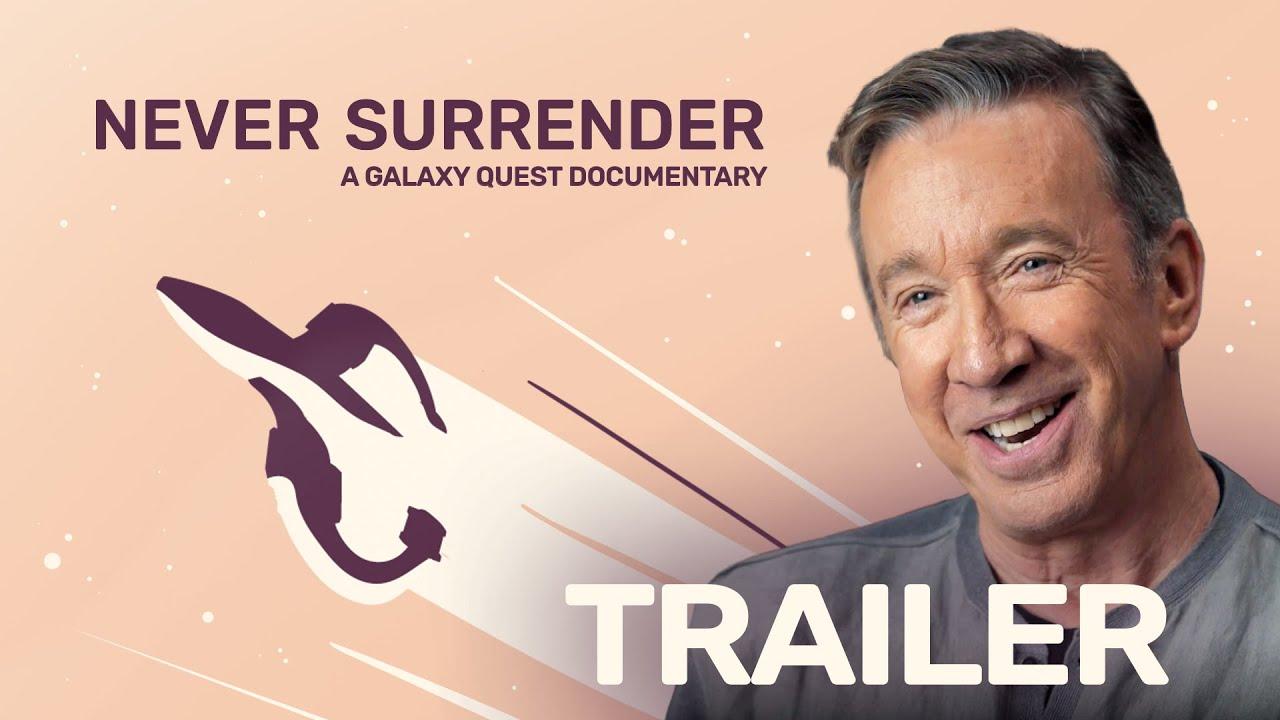 """""""Never Surrender"""": Es gibt eine Doku über den besten aller Star-Trek-Filme """"Galaxy Quest"""" und hier ist der Trailer"""
