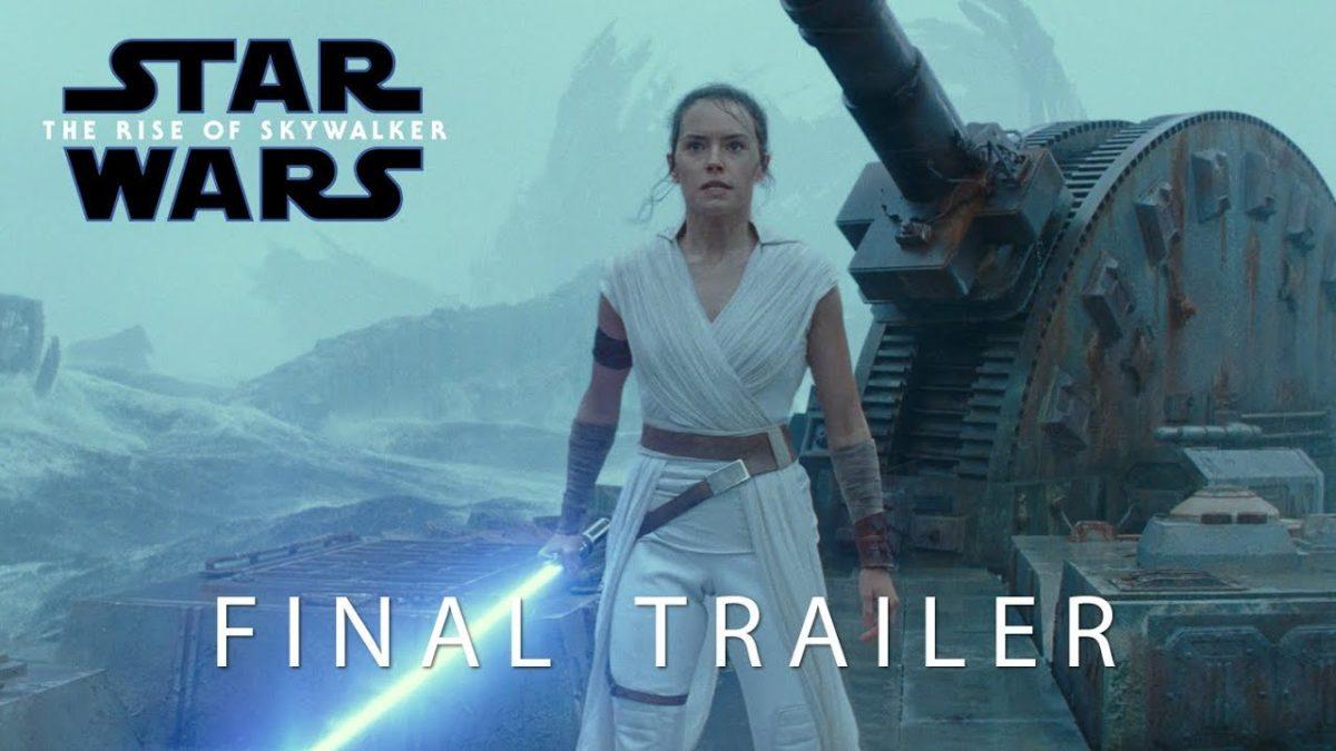 """Der finale Trailer zu """"Star Wars: The Rise of Skywalker"""""""