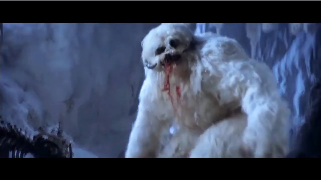 The Wampa Strikes Back