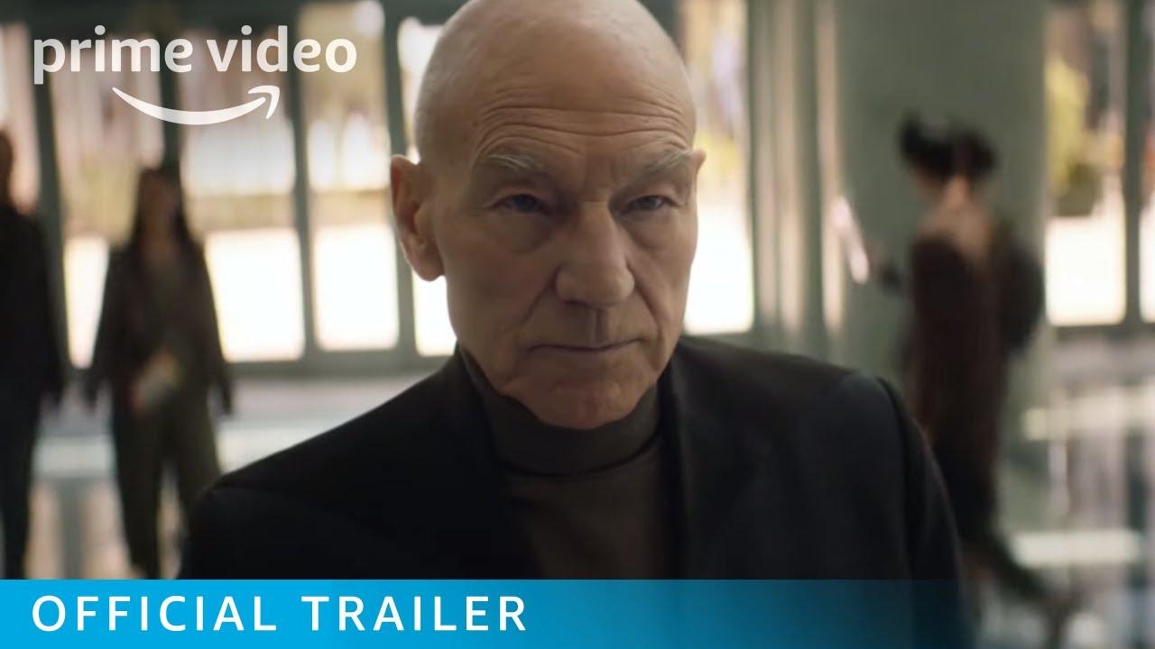 """Eigentlich wollte ich nur über den neuen Trailer von """"Star Trek: Picard"""" reden"""