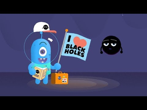 """NASA's Guide to Black Hole Safety"""