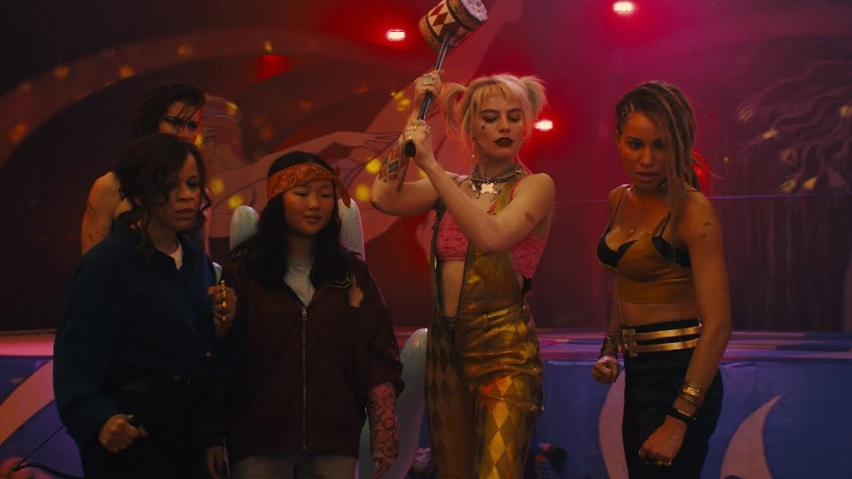 "Der erste Trailer zu ""Birds of Prey (And The Fantabulous Emancipation of One Harley Quinn)"" ist durchaus nett"