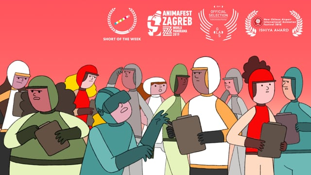 Floreana – ein animierter Kurzfilm über die Zukunft des… Lebens?