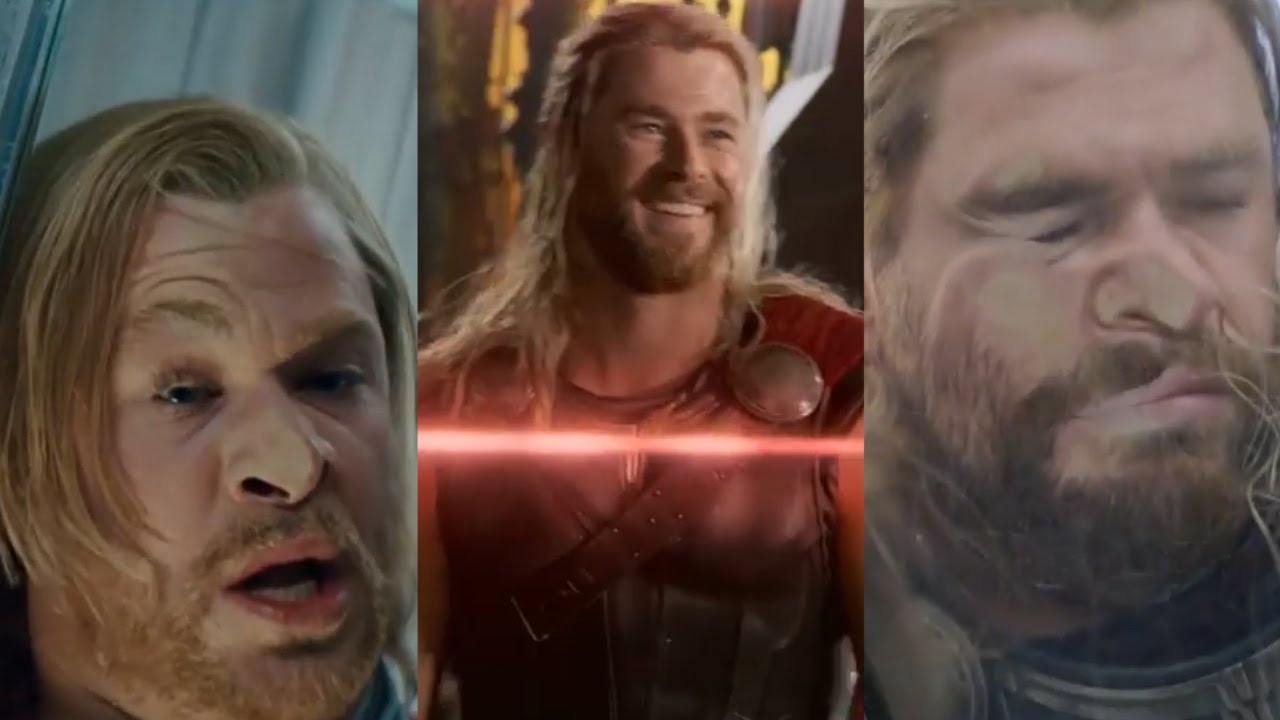 (Marvels) THOR IS AWKWARD