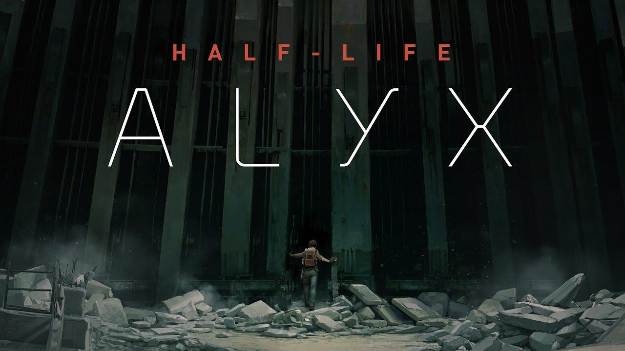 """Das neue """"Half Life"""" ist nicht 3, sondern """"Alyx"""""""