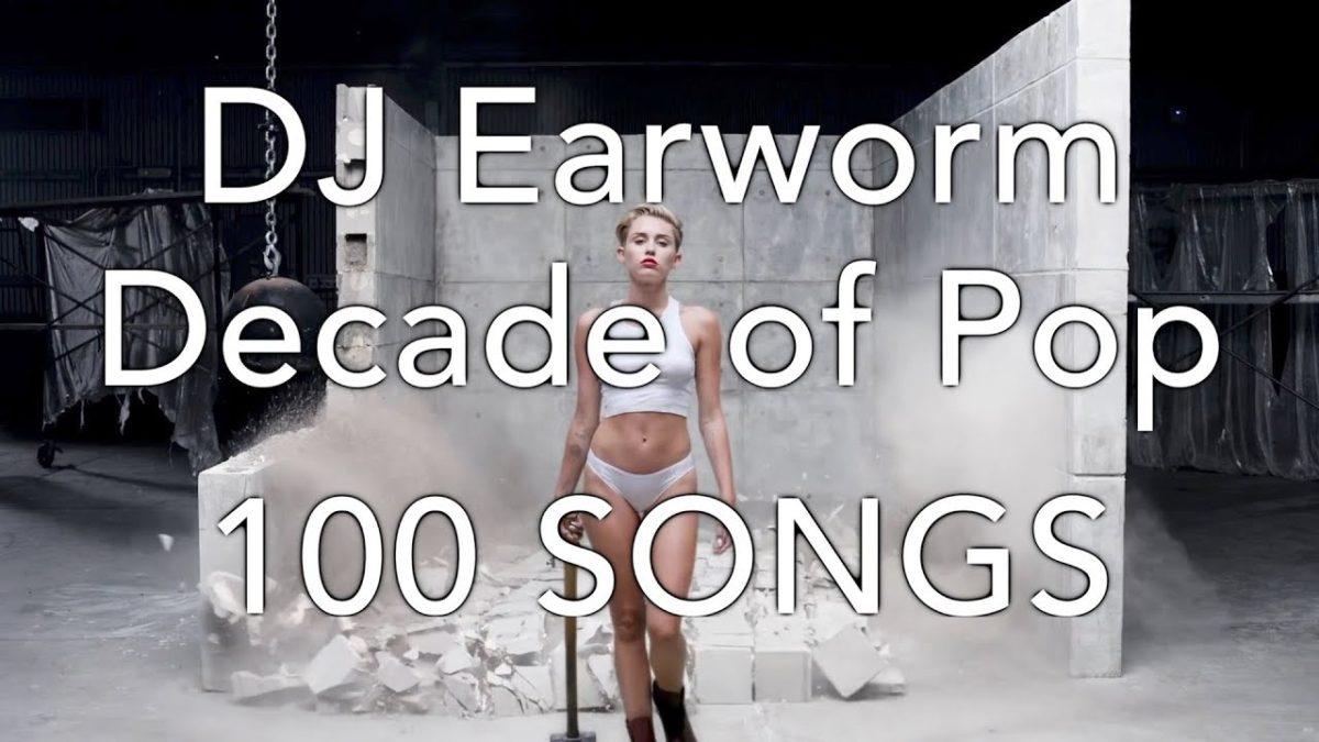 DJ Earwom masht die Top 100 Songs der letzten Dekade in einen Track