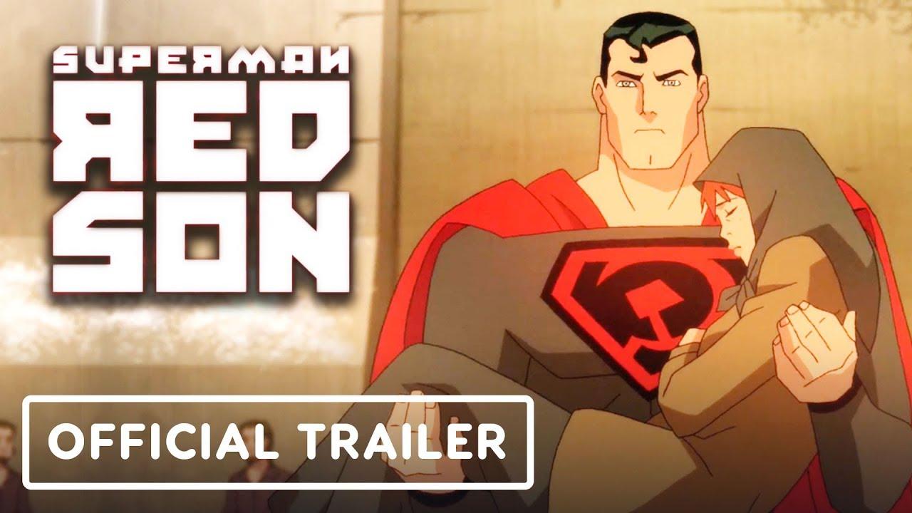 """Die Elseworld-Story """"Superman: Red Son"""" wird cartoonisiert und hier ist der Trailer"""