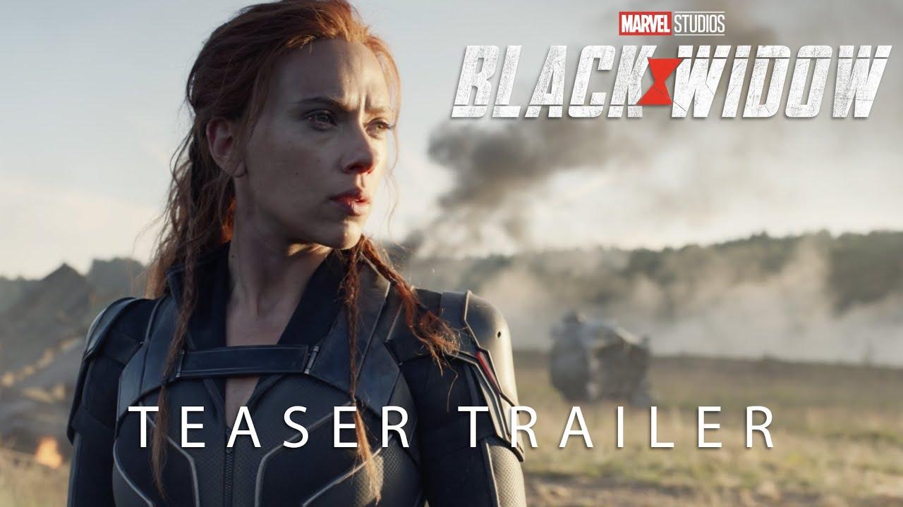 """""""Black Widow"""" hat einen ersten Teaser und sieht dabei ganz gut aus"""